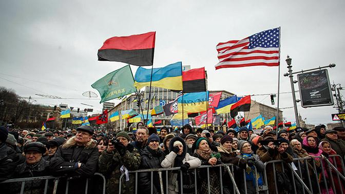 Украина Польше не мила больше