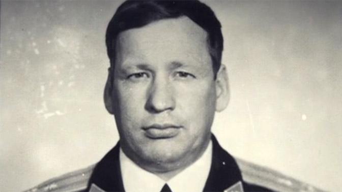 Михаил Шатин