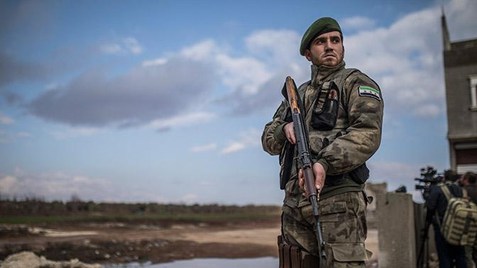 Сирия. Новая война?
