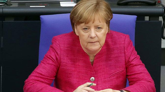 Ангела Меркель: меж двух газовых огней