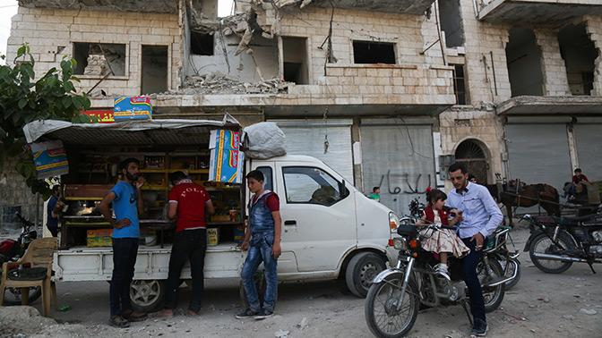 Россия в Сирии. Операция «Спасение»
