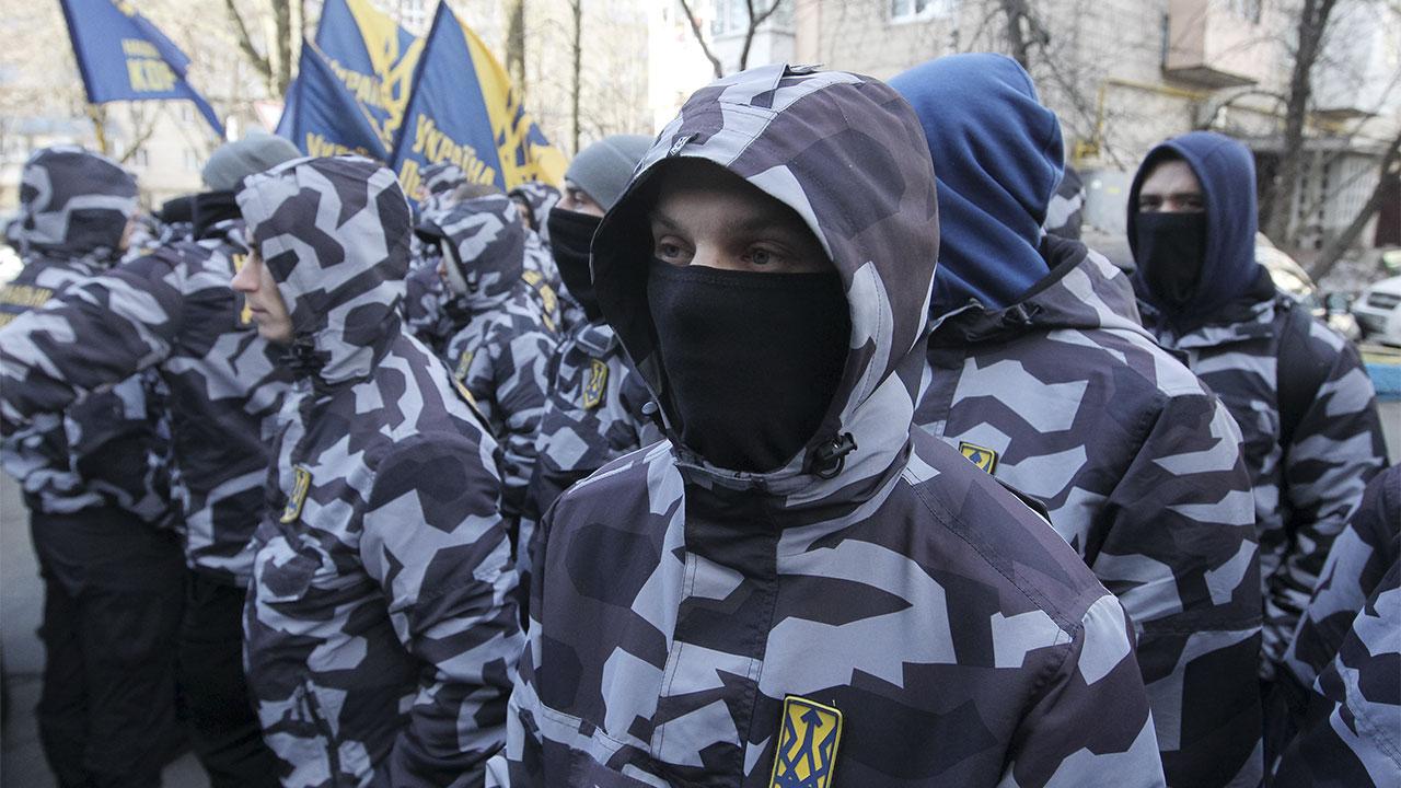 Киев. Железный марш в президенты