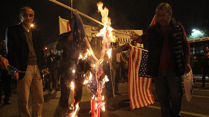 США в Сирии. Игра с огнем