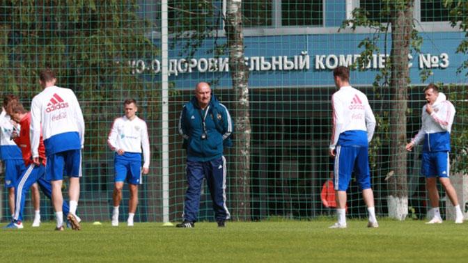 Черчесов и его команда