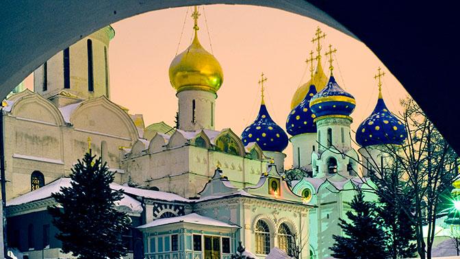 Сергий Радонежский. Спасение реликвии