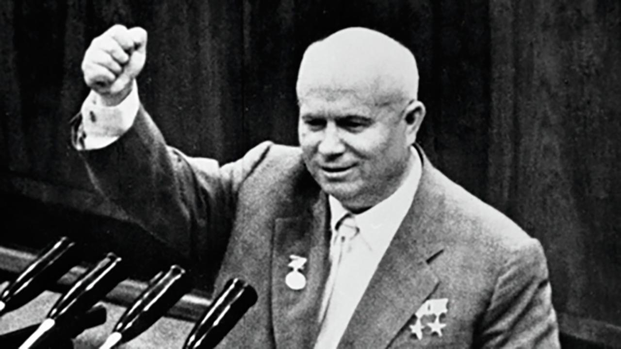 Никита Хрущев. Схватка за власть