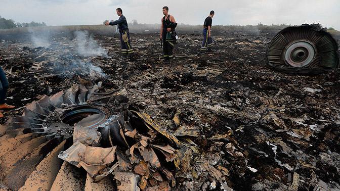 Донецкий Boeing. Новые факты расследования