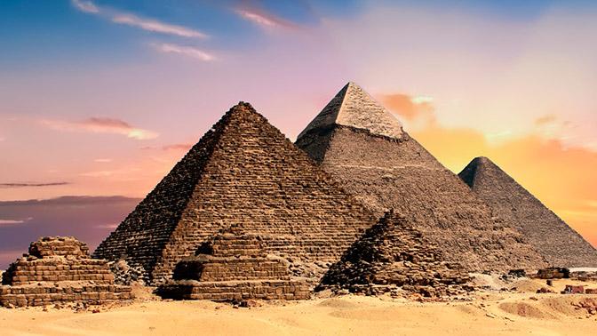 Призраки фараонов. Загадки египетских гробниц