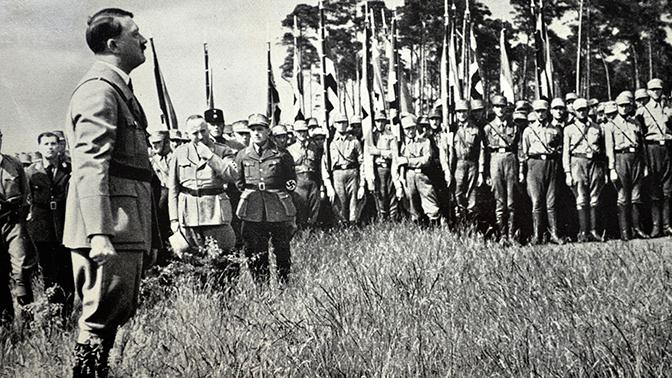 «Черная смерть» вермахта. Забытый противник Гитлера