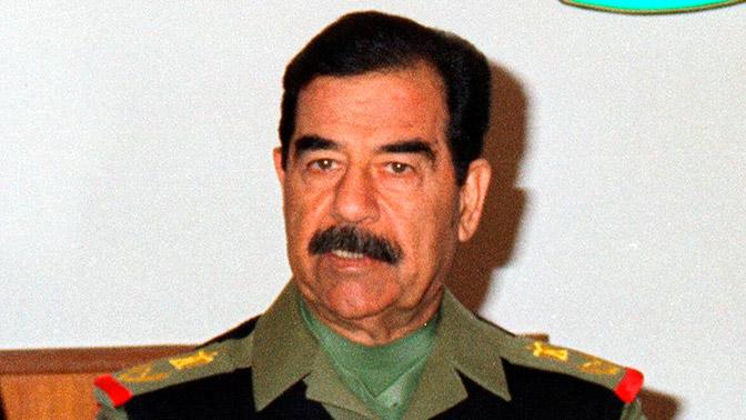 Саддам Хусейн. Американская ловушка