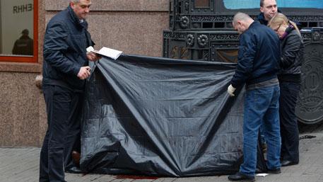 Украинский «конвейер смерти»