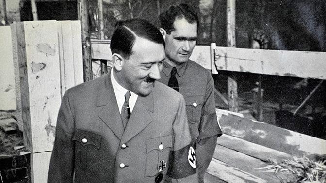 Адольф Гитлер: главная тайна?
