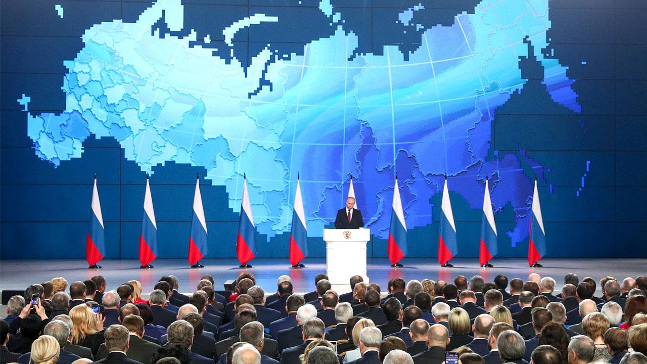 Выпуск от 23.02.2019 г. Сбой когнитивного аппарата: как Запад отреагировал на послание Путина Федеральному собранию