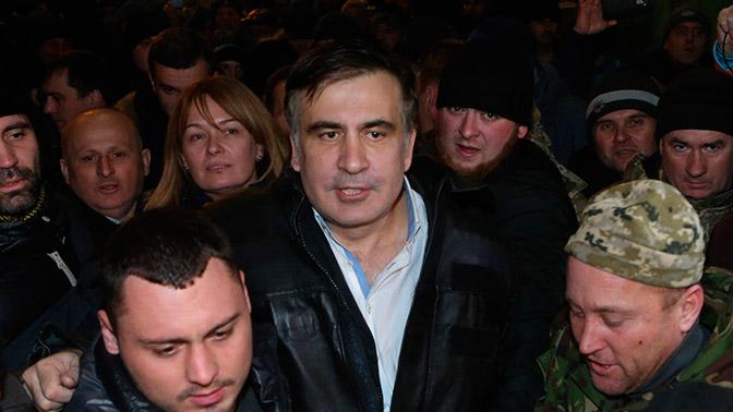 Михаил Саакашвили. Король эпизода