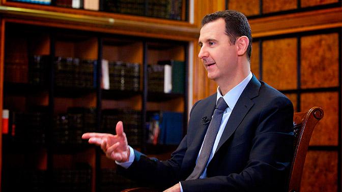 Башар Асад. Свой среди чужих