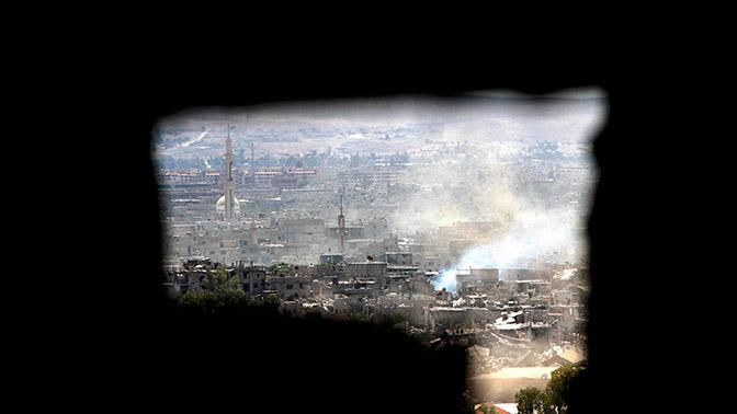 Химатаки в Думе. Голливуд по-сирийски
