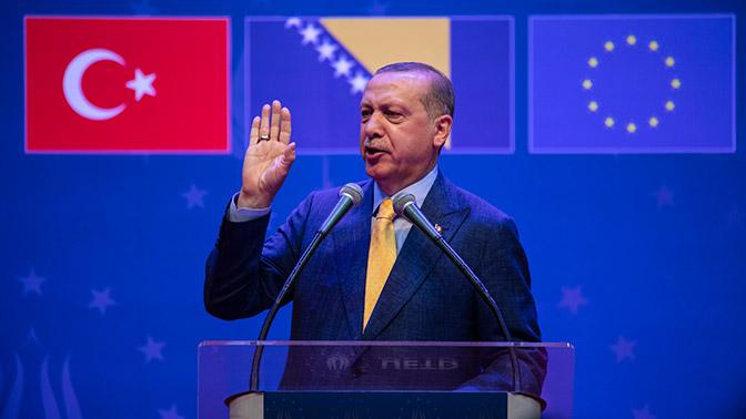 Реджеп Эрдоган. Гудбай, Америка!
