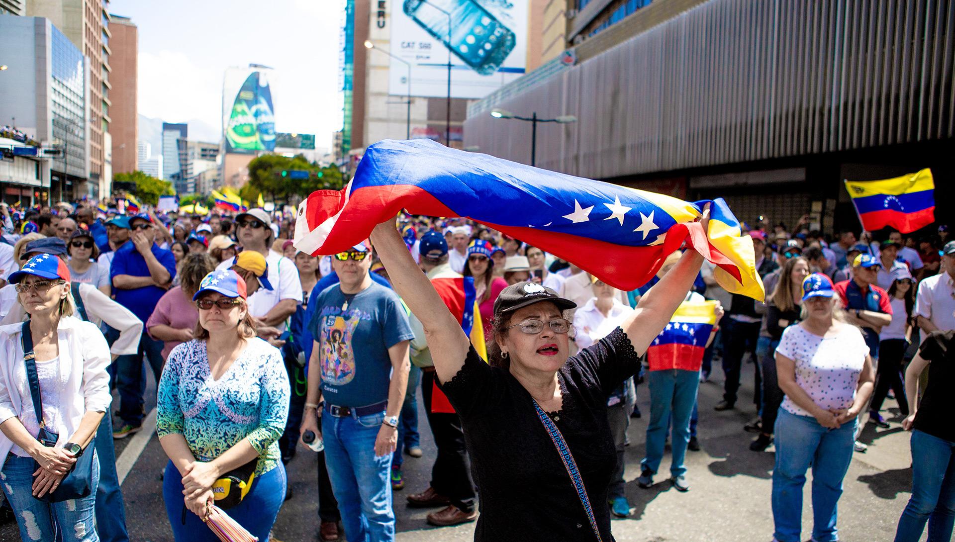 Венесуэла. На конвейере революций