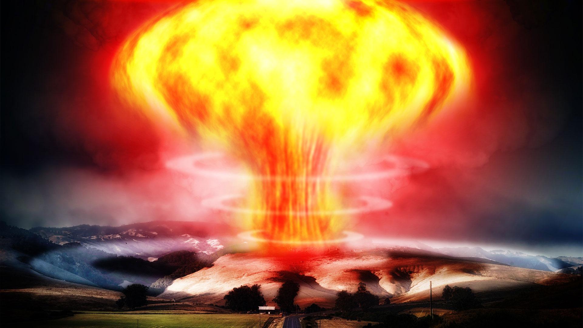 В ядерном пепле. Жизнь после