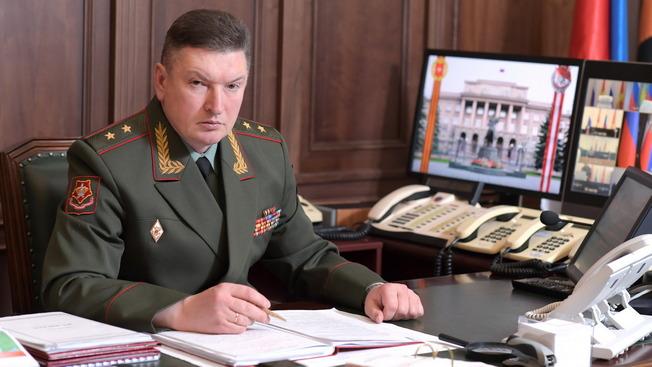 Командующий войсками ЦВО Александр Лапин: «Опыт реальных боевых действий - это лучшее в деле подготовки военнослужащего»