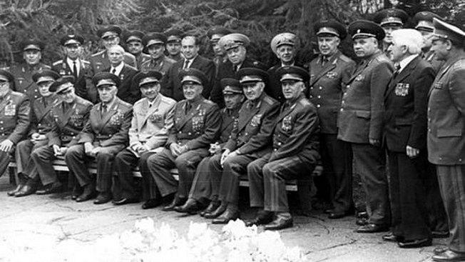 В армейских кругах их по праву называют «райской группой»