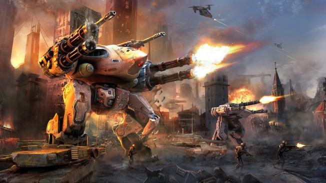 Терминаторы XXI века: в атаку идут роботы