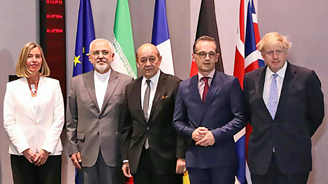 Иран поставил Евросоюз на счетчик