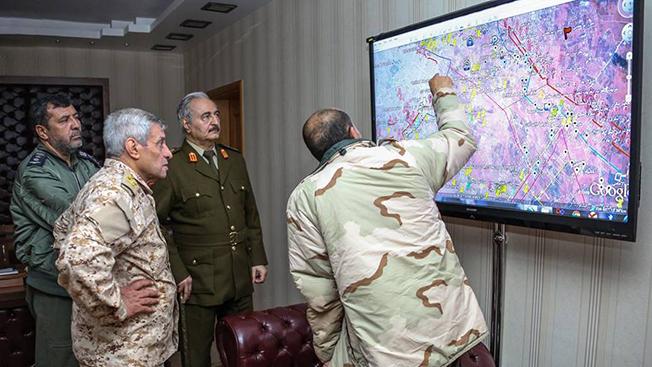 Ливию делят на доходные места