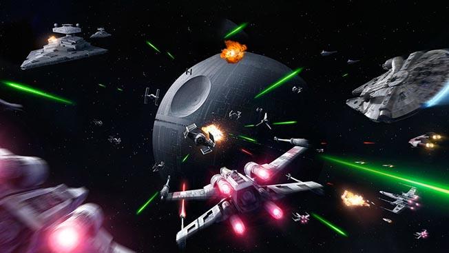 Звездные войны 2.0: Пентагон собирается перенести гонку вооружений в космос