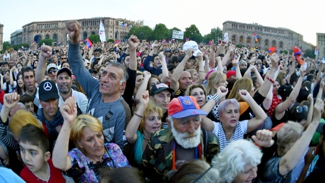 Политические землетрясения на Южном Кавказе могут отозваться на  России