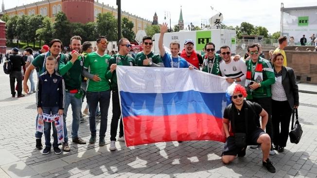 Россия начинает и не проигрывает
