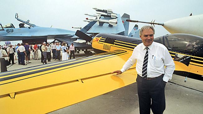 Ночные беседы о Су-27, китайцах, Ельцине и Кришнасвами