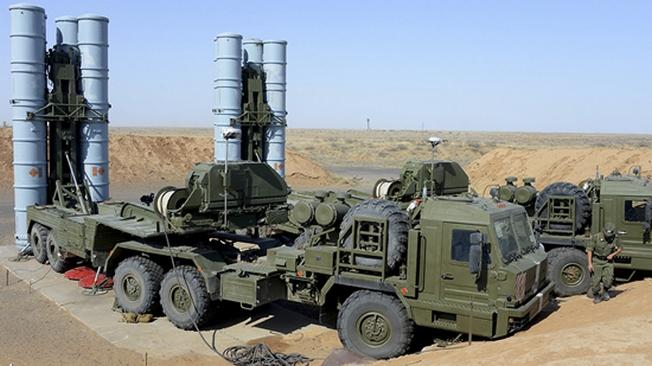 Длинная рука «Триумфа»: на что способна новая ракета С-400