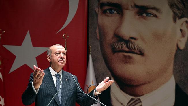 Эрдоган решился порвать отношения с Путиным?