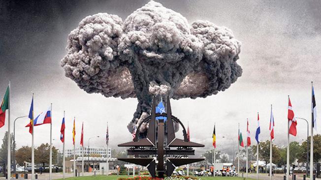Призрак бродит по планете - призрак третьей мировой войны