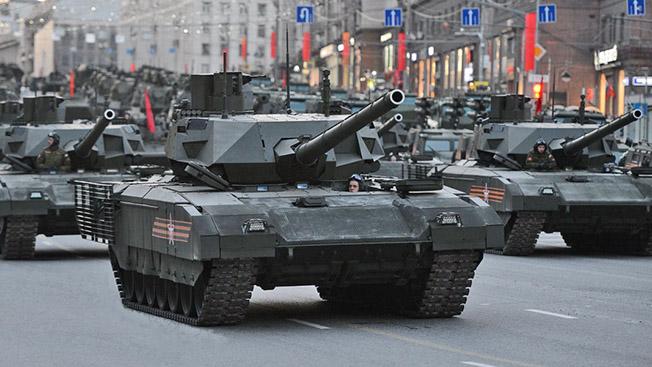 «Абрамс» против русских танков: информационные войны и боевая реальность