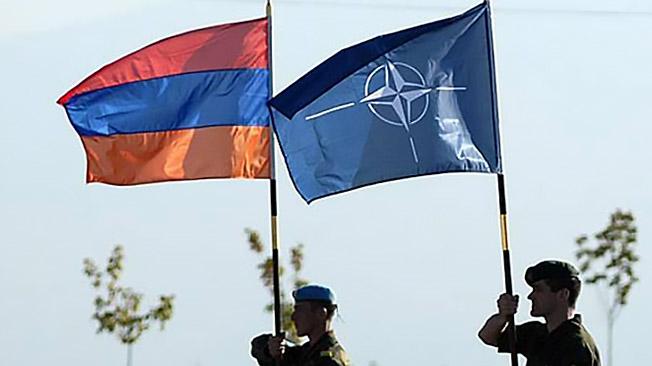 Почему Армения встала под натовский флаг