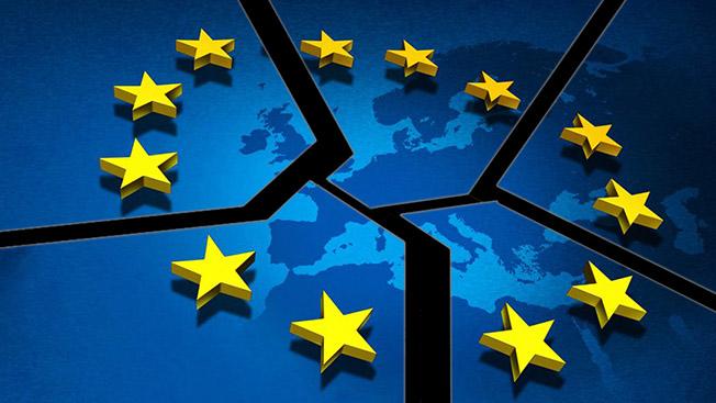 Соединенные Штаты Европы: дележ национального дохода с антинациональными элементами