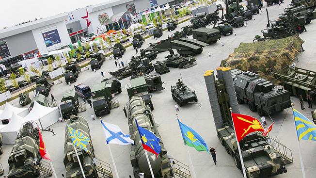 Оружейные «бестселлеры» российских армии и флота