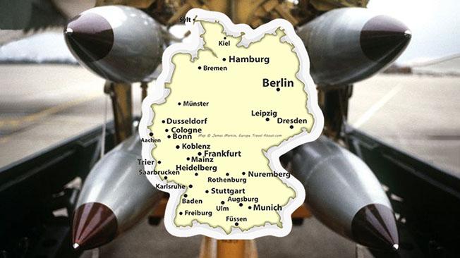 Зачем Германии собственная ядерная бомба?