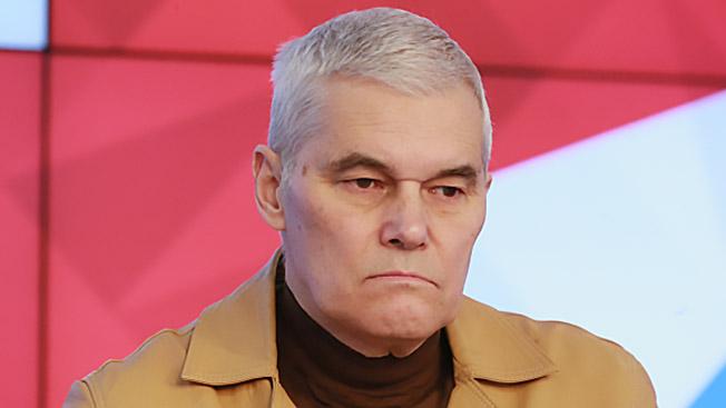 Константин Сивков: «Как утихомирить зарвавшихся террористов бескровно и убедительно? Провести масштабные учения!»