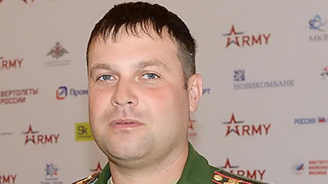 Сирийский КПП майора Коряйкина