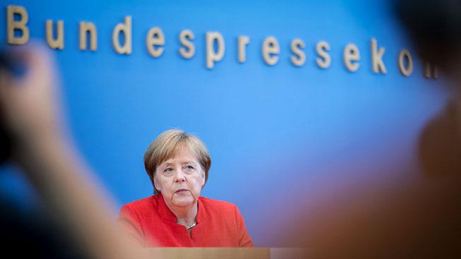 Германию хотят «повязать кровью»
