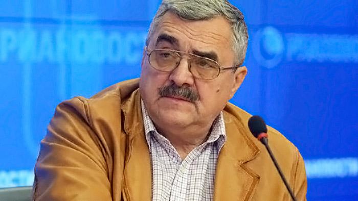 Владимир Жарихин: «Украина бездействует, а виноват почему-то Путин»