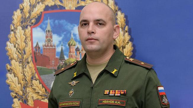 «Сирийский экспресс» майора Артема Иванова
