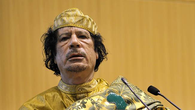 Муаммар Каддафи. Робин Гуд пустыни
