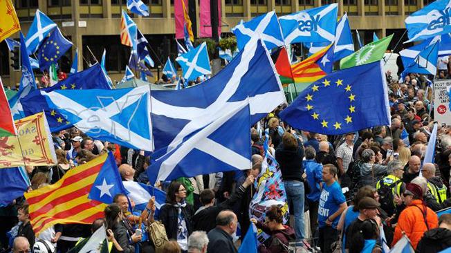 Шотландия вновь заговорила о референдуме