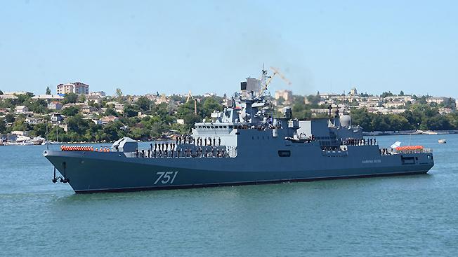 Командир «адмиральской когорты»
