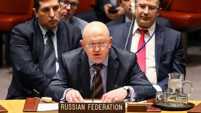 Совбез ООН предложил России исполнить роль жандарма