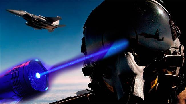 Ослепленные лазером: Пентагон планирует потратить 200 млн долларов на создание специальных очков для защиты летчиков от «лазерных атак»